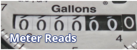 Meter Reads